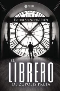 'El librero de Zúpolis Preta', de Esther Arencibia