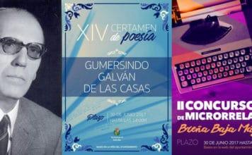 Premios literarios en la isla de La Palma