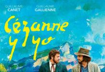 Cartel de 'Cézanne y yo'